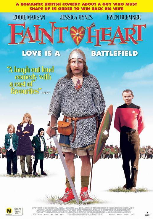 Faintheart - Theatrical Poster