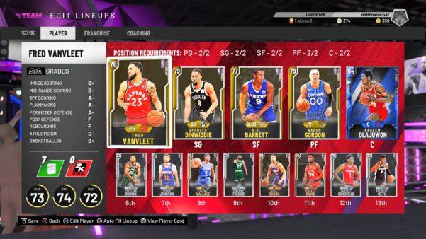 A world of NBA 2K20 Superstars
