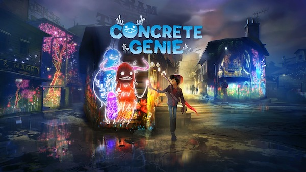 Concrete Genie feature