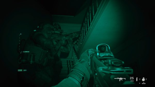 Modern Warfare tension at eleven