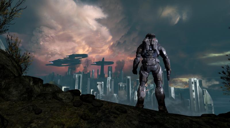 Halo Reach : Finish the Fight