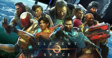 Element Space Logo