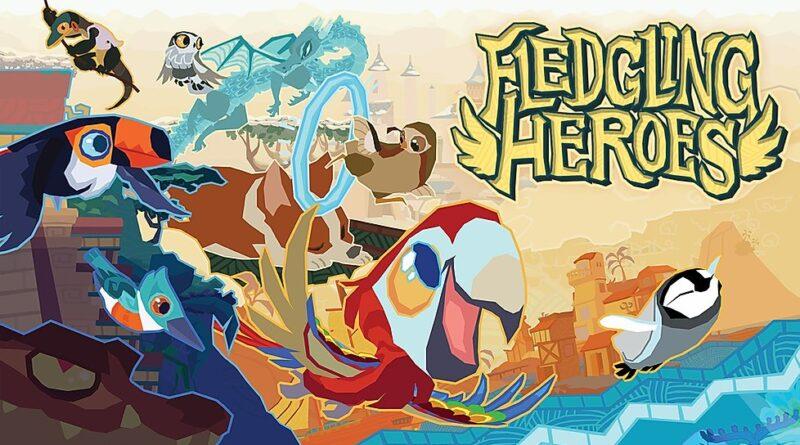 Fledgling Heroes Feature