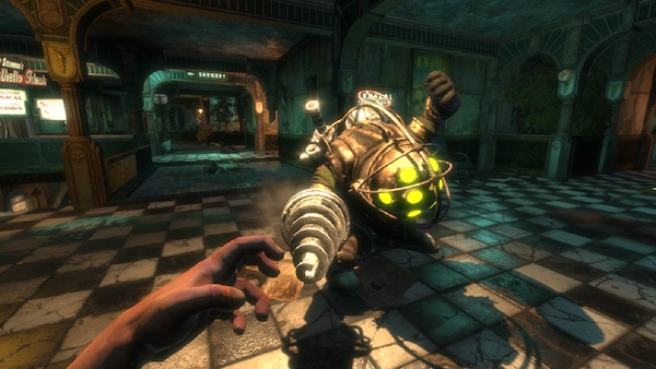 The Bioshock Collection : BIG DADDY