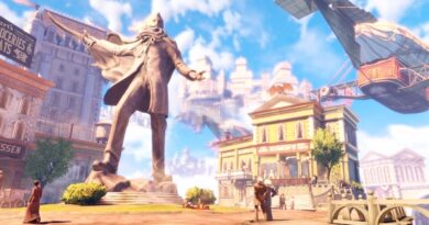 The Bioshock Collection : Infinite