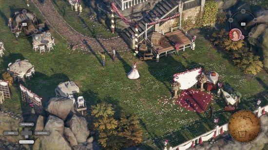 Desperados 3 - the Bride?