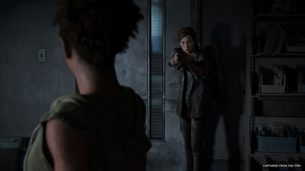 The Last of Us Part II Found Nora