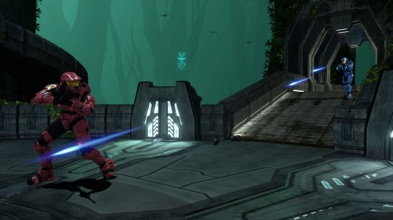Halo 3 : Red vs Blue