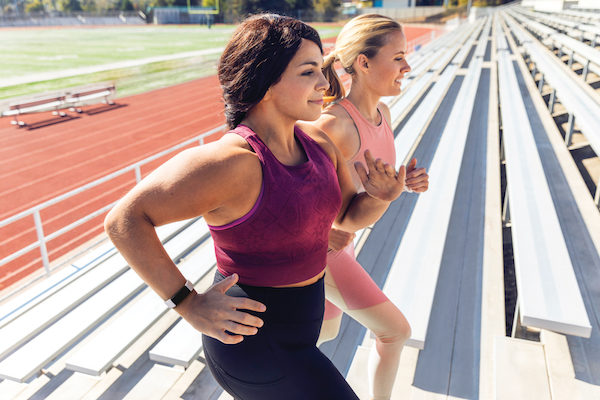 Lifestyle photo for Fitbit Inspire 2.