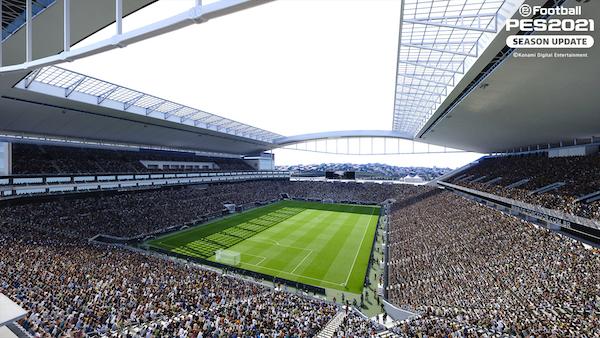 PES21 Stadium