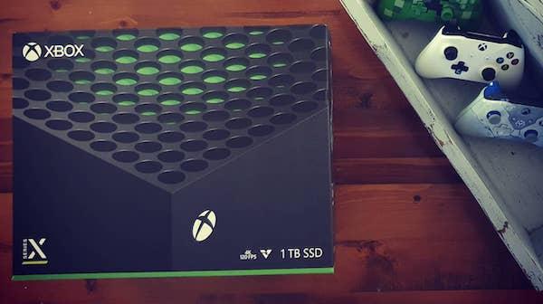 XBOX SERIES X IMPRESSIONS