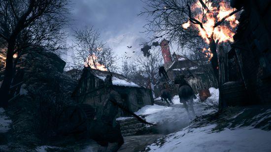 Resident Evil The Village