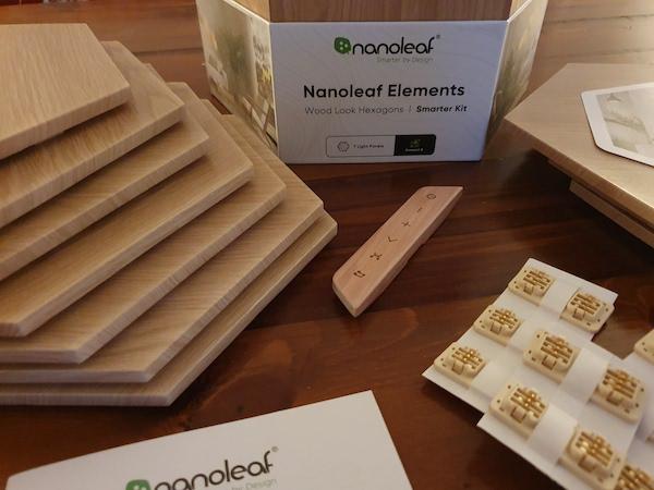 Nanoleaf Elements